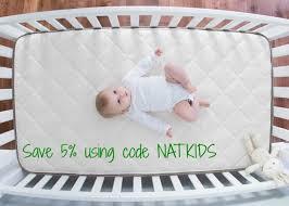 My Favorite Organic Crib Mattress and Why it Matters