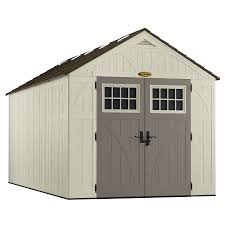 Rubbermaid Vertical Storage Shed Home Depot by Rubbermaid Garden Sheds Canada Home Outdoor Decoration
