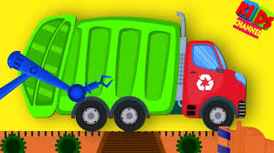 Garbage Truck | Toy Factory | Learning Videos For Toddlers By Kids ... Kids Garbage Truck Videos Trucks Accsories And City Cleaner Mini Action Series Brands Learn For Children Babies Toddlers Of Toy Air Pump Products Www L Tons Fun Lets Play Garbage Trash Can Toys Green Recycling Dickie Blippi Youtube Video Teaching Colors Learning Unlock Pictures Binkie Tv Numbers Bruder Mack Vs Btat Driven Toddler Toy Lovely For Toys