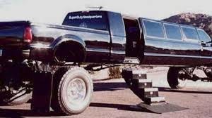 100 Truck Limos Ten You Might Be A Redneck