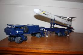 Gallery Pictures - Teracruzer With Mace Missile -- Plastic Model ...