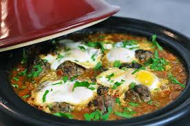 plat de cuisine boulettes de boeuf aux épices à la marocaine hervecuisine com
