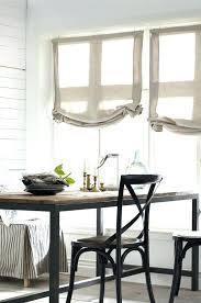 Dining Room Window Curtains Inspiring Farmhouse Rooms Design Astounding With Curtain Formal