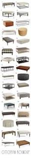 Patio Furniture With Hidden Ottoman by Best 20 Ottoman Coffee Tables Ideas On Pinterest Tufted Ottoman
