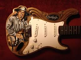 Stevie Ray Vaughn Tribute Guitar Currently In My Private Collection Available 3000 View Desktop Version