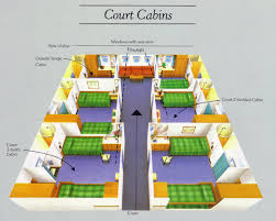 Star Princess Baja Deck Plan by How To Survive An Inside Berth Cruise Critic Message Board Forums