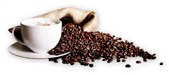 Transparent Coffee PNG Image 210x94