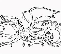 Free Coloring Book Dragons Pages In Collection Kids Another Portion Of 10 Image Gallery