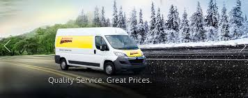 Van Rental In Dublin | Truck Rentals | National Truck Rental
