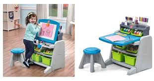 Step2 Deluxe Art Master Desk by 12 Toys R Us Step2 Deluxe Art Desk Step 2 Desk With Stool