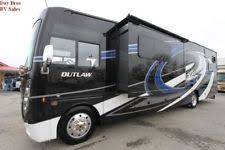 18 Thor Motor Coach Outlaw 37RB New RV Class A Motorhome Toy Hauler Triton Ford