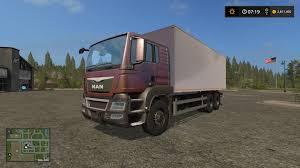 100 Truck And Trailer Games MAN Palletloader V10 MOD Farming Simulator 2017