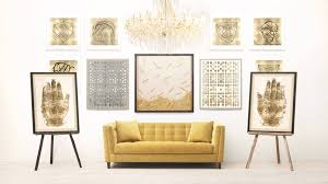 Valuable Design Silver And Gold Wall Art Or Fresh 36 With Additional As For Me My House Vinyl