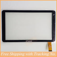 100 V01 US 89 New Touch Screen L20171103 HK101PG3358B HK101PG3358B V1 For Polaroid Tablet Pc Touch Panel Glass Panel Digitizer Sensorin Tablet LCDs