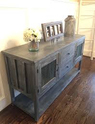 Ana White Farmhouse Headboard by Ana White Farmhouse Buffet From Altered Cabin Dresser Diy Projects
