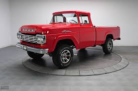 100 Pick Up Truck For Sale By Owner 133083 1959 D F100 RK Motors Classic Cars For