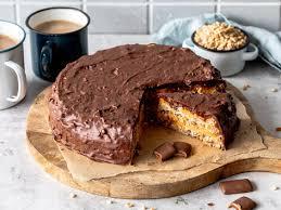 elsa torte eiskönigin torte selber machen einfach backen