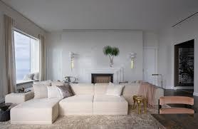 100 Modern Interiors Pretty In Neutrals Kelly Behuns Midtown Penthouse Interior