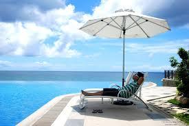 100 Resorts With Infinity Pools Laiya Beach Resort Pool Travel Informations And