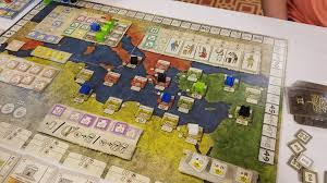 Gentes Is An Interesting Civilization Building Game That Uses Time As A Resource