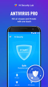 Virus Cleaner Hi Security Antivirus Booster APK for iPhone