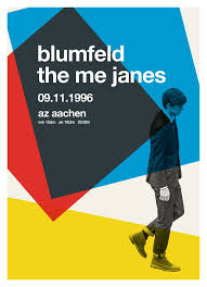 A New Poster Redesign In Swiss Helvetica Style Every Day Today Blumfeld