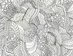 Hard Coloring Pages For Teens 4
