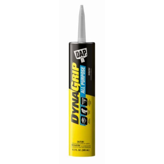 DAP Dynagrip All Purpose Construction Adhesive - 10.3oz