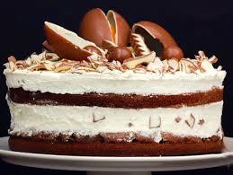 kinderschokolade torte backen so geht s lecker torte