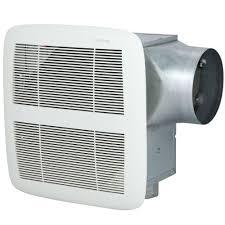 Nutone Bathroom Fan Replace Light Bulb by Nutone Ultra Green 80 Cfm Ceiling Exhaust Bath Fan Energy Star