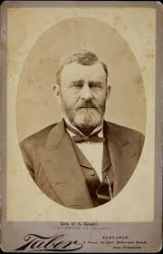 In Memoriam Ulysses S Grant V Great Grandson Of 18th US President