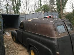 100 1955 Ford Panel Truck The HAMB