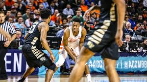 ACC Tournament Cuse Meets 12 11 UNC