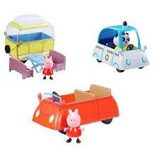 peppa pig vehicles assortment