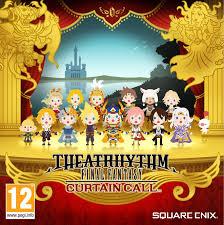 theatrhythm final fantasy curtain call nintendo 3ds amazon co