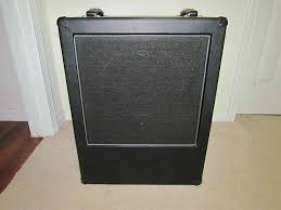 Mesa Boogie Cabinet Speakers by Mesa Boogie Revolver Speaker Cabinet 1x12 8 Ohms With Reverb