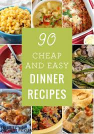 15 Quick Dinner Ideas Easy Family Ideas15 MealsQuick And Friendly Recipes