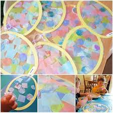 Weekly Inspiration Easter Window Decoration Crafts With Kids