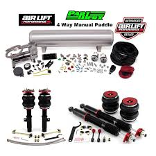100 Air Ride Suspension Kits For Trucks BMW E46 M3 Lift 4 Way Manual Management Performance