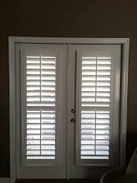 French Door Treatments Ideas by Best 25 French Door Blinds Ideas On Pinterest French Door