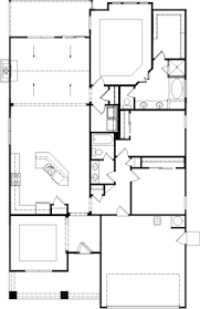Beazer Homes Floor Plans Florida by Augusta Home Plan In Park Place Myrtle Beach Sc Beazer Homes