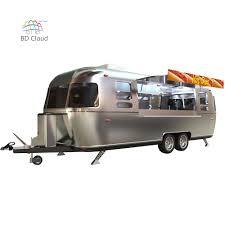 100 Airstream Food Truck For Sale Look Hot Hamburger Mobile Cart Caravan