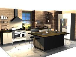 conception 3d cuisine cabinet vision logiciel de conception galerie de rendus 3d