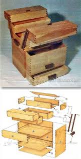 Apothecary Cabinet Woodworking Plans by 489 Best Caisses A Outils Images On Pinterest Workshop