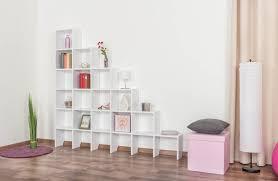 regal easy möbel s17 buche vollholz massiv weiß lackiert 168 x 182 x 20 cm h x b x t