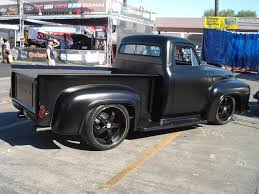 51 Ford F-100 | Ford Vehicles | Pinterest | Ford, Ford Trucks And ... 1955 Ford F100 Street Rod Truck 1953 Pickup Stepside 54 55 56 Hot Stock Custom W 460 Racing Engine 20 Inch Rims Truckin Magazine Motor Vehicle Collections Pinterest For Sale On Classiccarscom Chevy Apache New Restoration Youtube Network