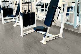mondo ramflex weight resistant rubber floor designed to stand up