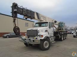 2009 National-Sterling 1500, 36 Ton, Boom Truck Crane; CranesList ID ...