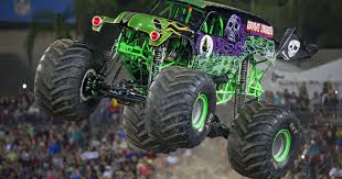 100 Monster Trucks Crashing Jam Crashing Into Ford Center For Weekend Shows