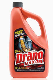 Drano Not Working Bathtub by Amazon Com Drano Max Gel Clog Remover 80 Ounce Health
